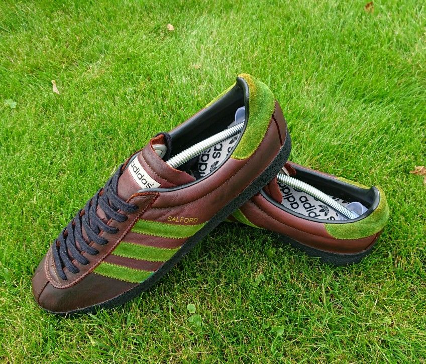 Nigel's Musings: the adidas LA Trainer – Oi Polloi
