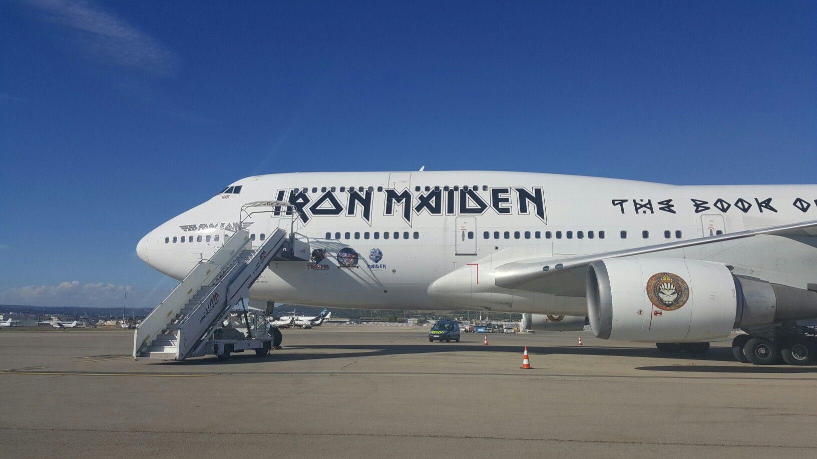 Épinglé par garance sur avion plane iron maiden | pinterest
