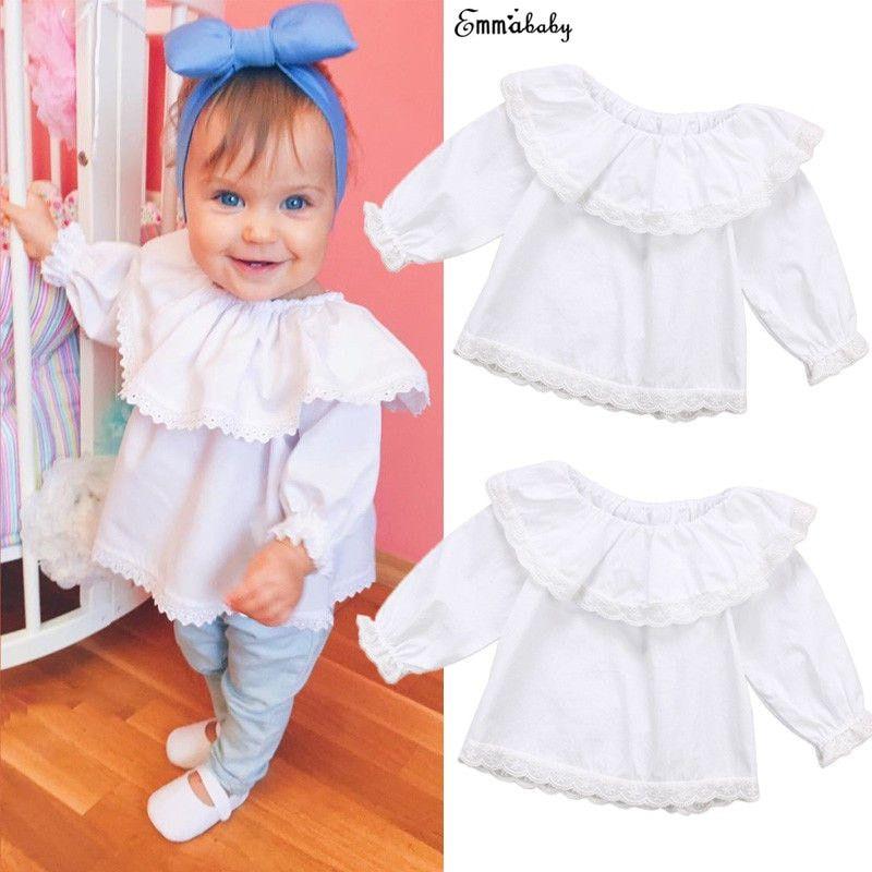 5a24debaea96 Pretty Kids Toddler Newborn Baby Girls Clothes Fille Jolie Princess ...
