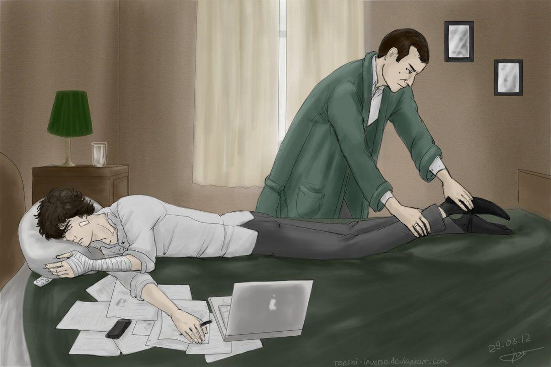 you did stupid thing, Sherlock. 쿠닌돋는 존은 정말 멋짐U_U