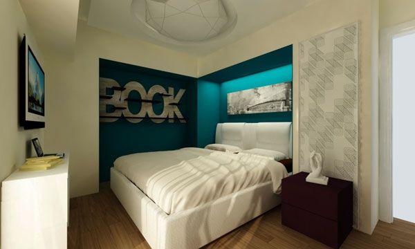 Small bedroom design idea bedroom design Pinterest Bedrooms