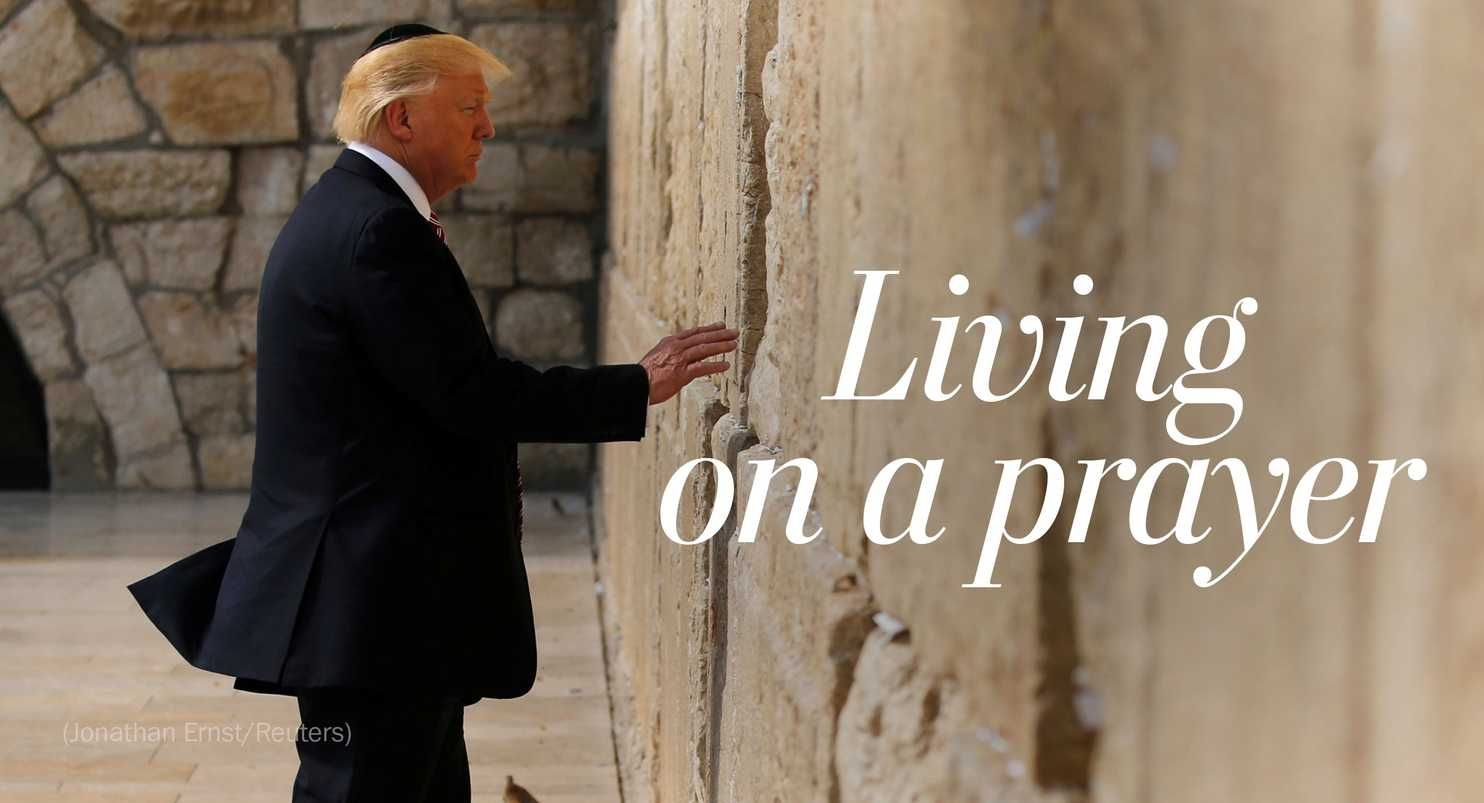 HOW TRUMP MAY DISAPPOINT NETANYAHU - Trump's unpredictability and insistence on an ultimate deal may put the Israeli leader in an awkward spot.