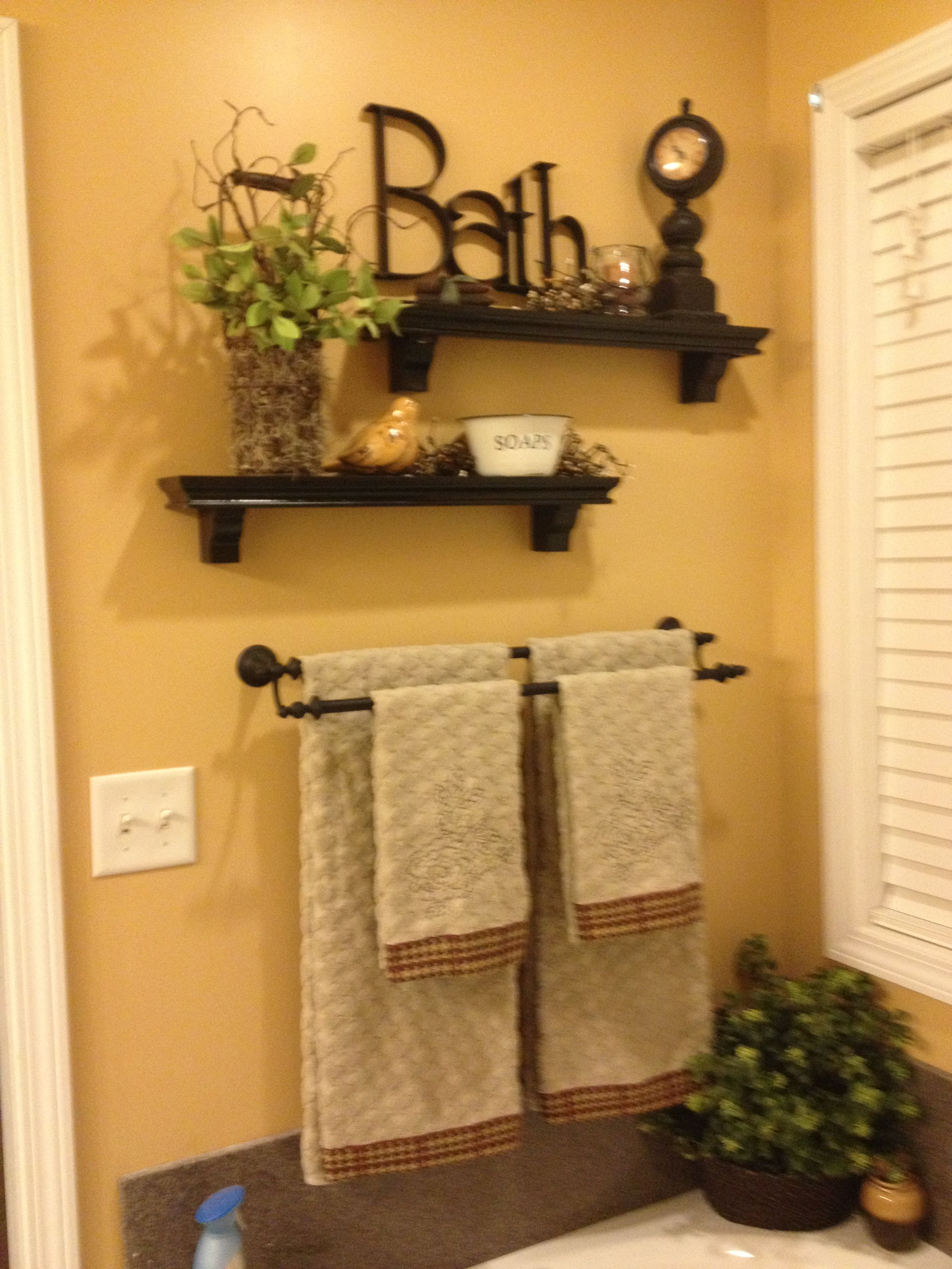 Wall Decor Ideas For Bathrooms