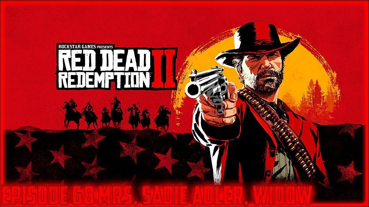 Red Dead Redemption 2 Walkthrough Gameplay Campaign Episode 68 Mrs