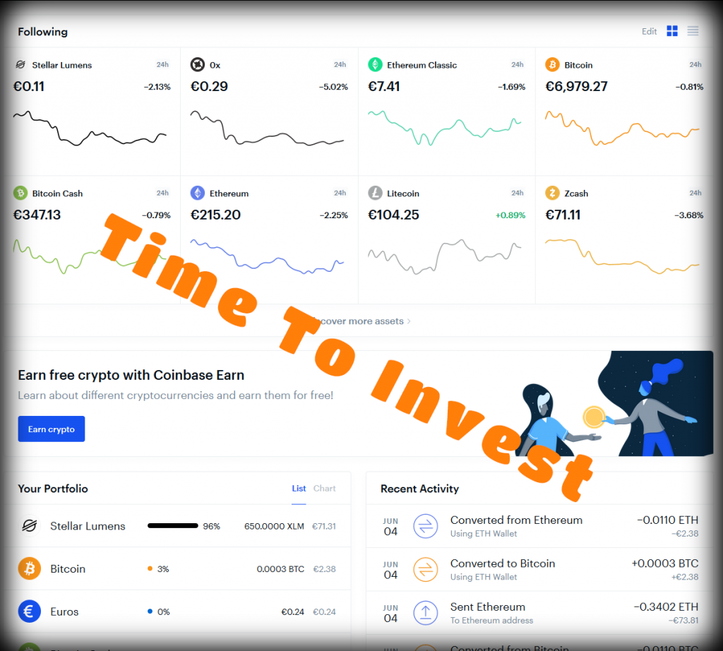 micro investing cryptocurrency