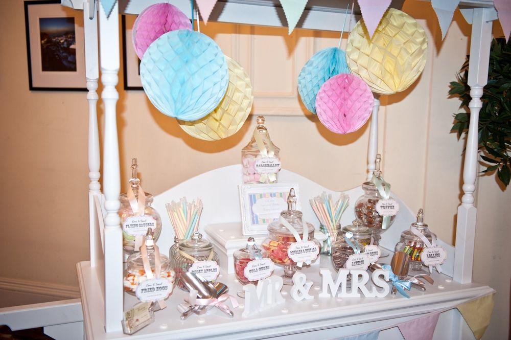 Pastel candy cart by elegant wedding supplies our candy carts pastel candy cart by elegant wedding supplies junglespirit Choice Image
