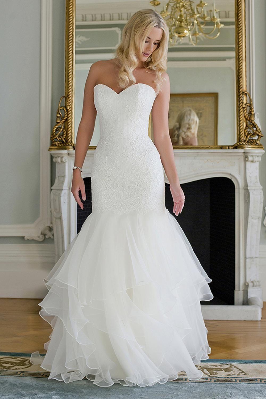 Augusta jones bridal dress style piper size 12 in cream a