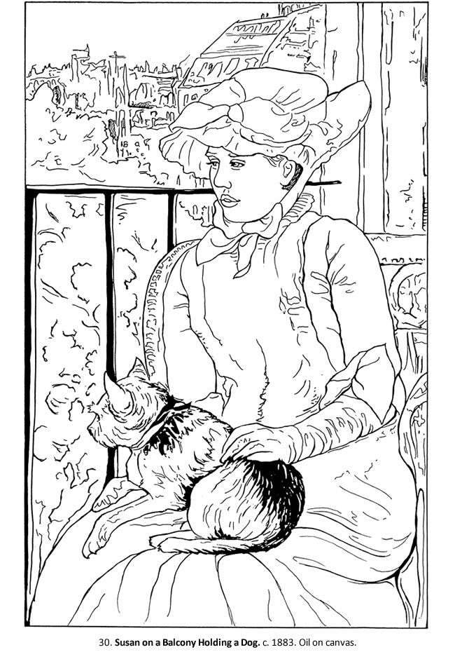Welcome To Dover Publications With Images Coloring Pages