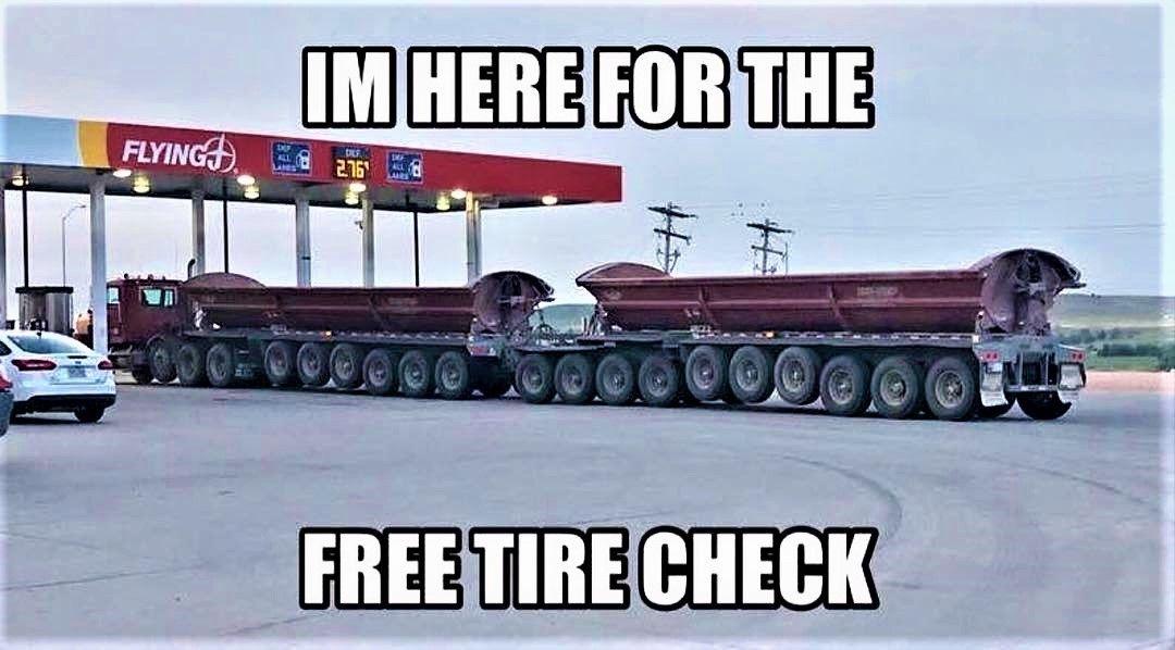 Millions Of Semi Trucks Trucks Semi Trucks Humor Funny Truck