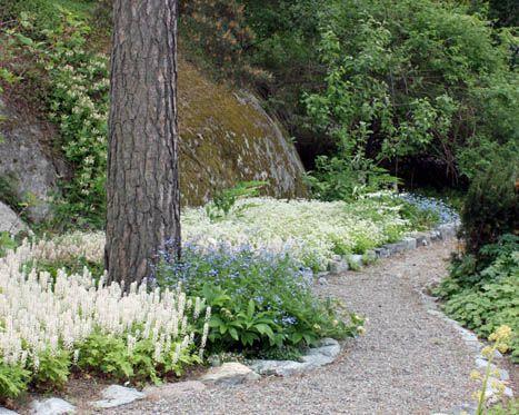 Bromma Höglandet - Iza hus och trädgård