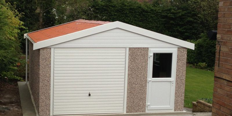 Best Apex 15 Roof Concrete Garages Concrete Garages Garage 640 x 480