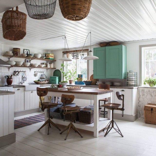 Cocina Obra   Reforma Tu Cocina Sin Obras Propuestas Sencillo Y Cocinas