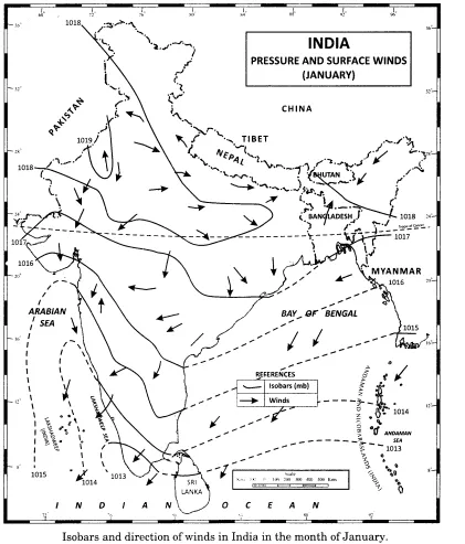 Class 11 Geography NCERT Solutions Chapter 4 Climate