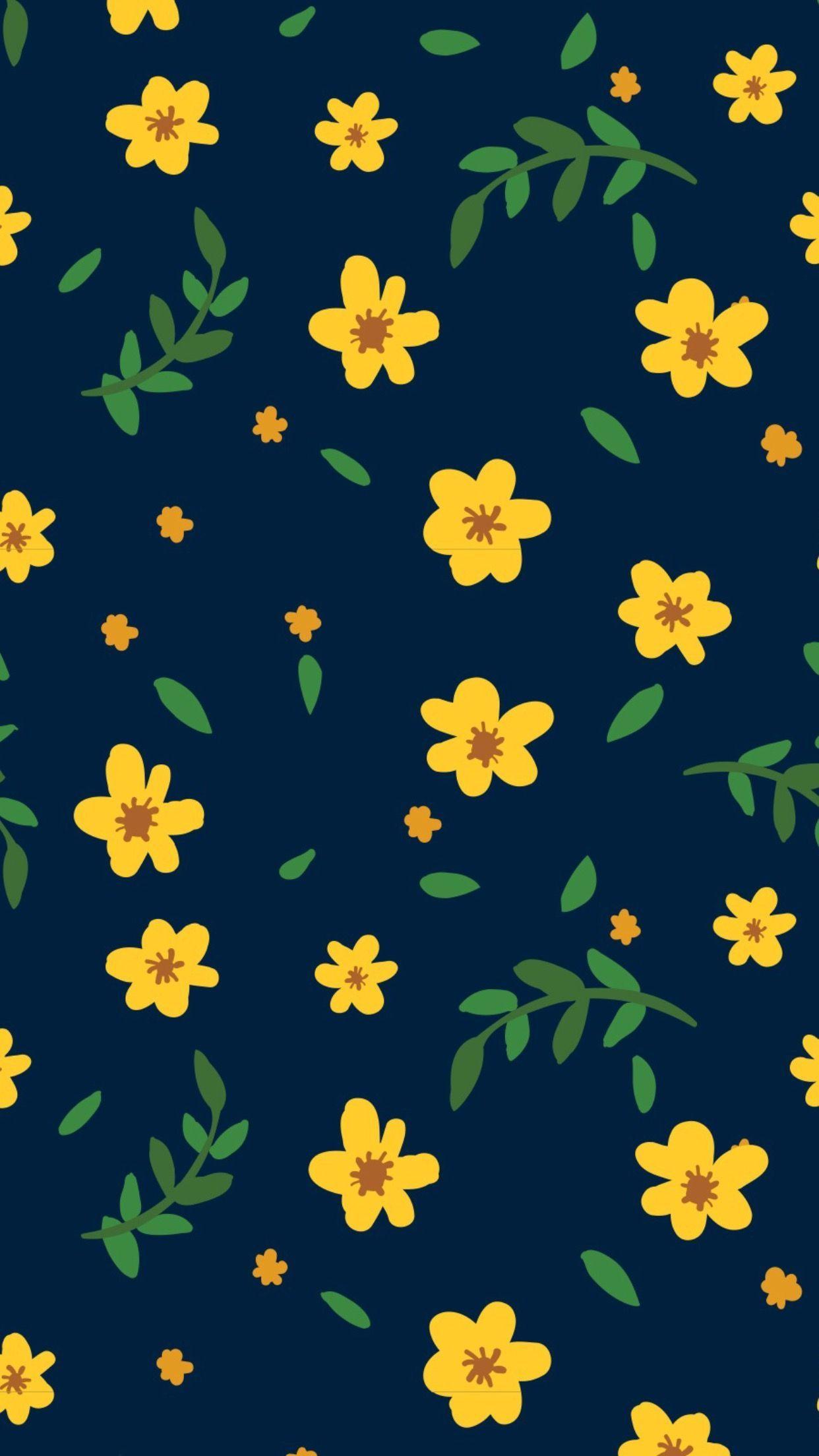Wallpaper Pinterest Patriciamaroca Flower Wallpaper Spring Wallpaper Blue Wallpaper Iphone