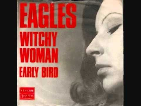 The Eagles Witchy Woman Reversed Artists That Inspire