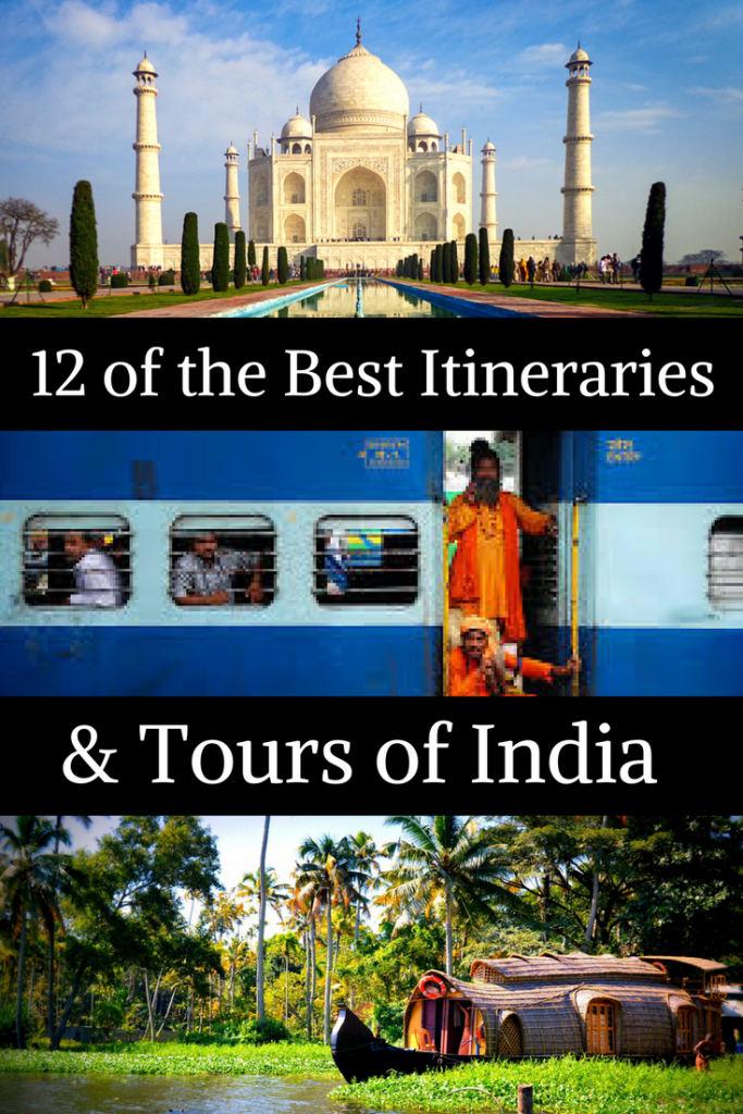 India is so big and diverse with so many places to see that it's hard to decide on the perfect itinerary. If it's your first time traveling in India or if you want to see as much of India as possible in a short time without the hassle then taking a tour is a good idea. Here's 12 of my favourite, handpicked itineraries and tours of India with the best tour companies. Whether you have 1 week or 2 months, whether you're into history, beaches, mountains, cycling or cooking there's something for