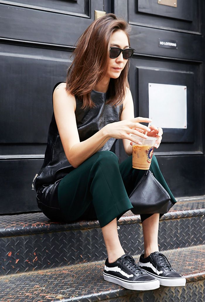 Wow: 33 Outfit Ideas We Can't Wait to Copy | Style, Sneakers