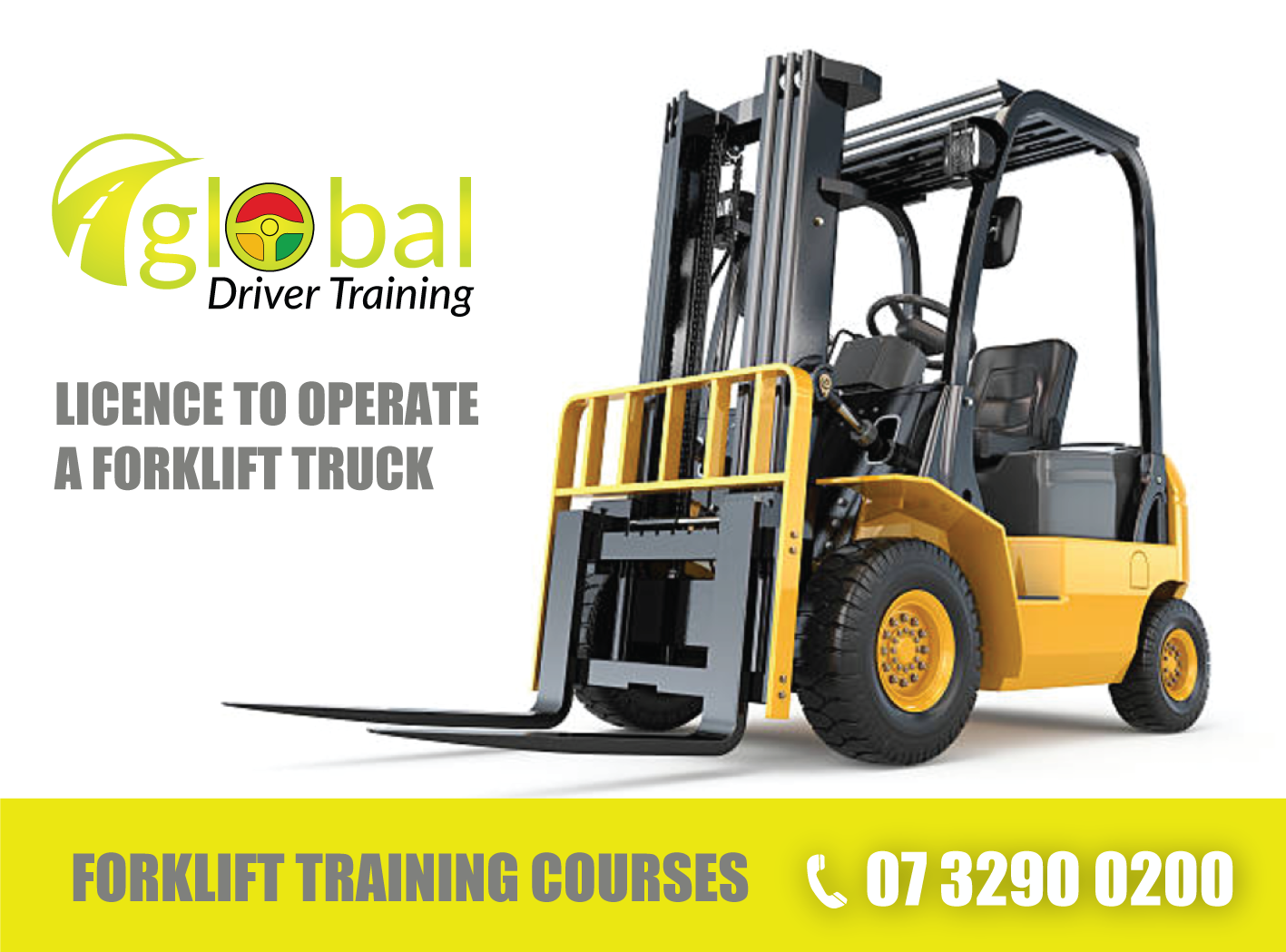Forklift licence brisbane driving school get your forklift licence with brisbanes most popular forklift ticket global forklift training course is designed to develop skills and knowledge vital to 1betcityfo Choice Image
