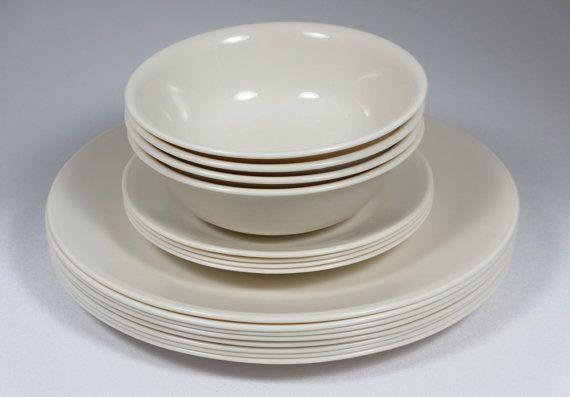 Corning Corelle Sandstone Beige 16 pc Dinnerware by StevieSputnik $80.00 & RESERVED Corning Corelle Sandstone Beige 16 pc Dinnerware Set (8 ...