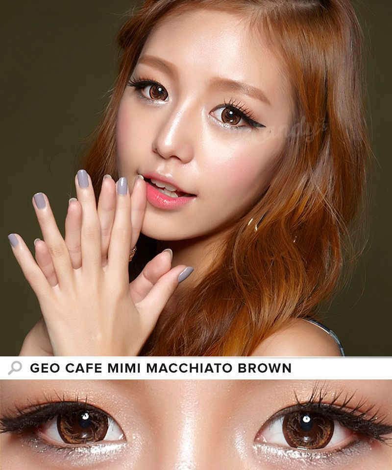 Geo mimi premium color contacts cosmetic contact