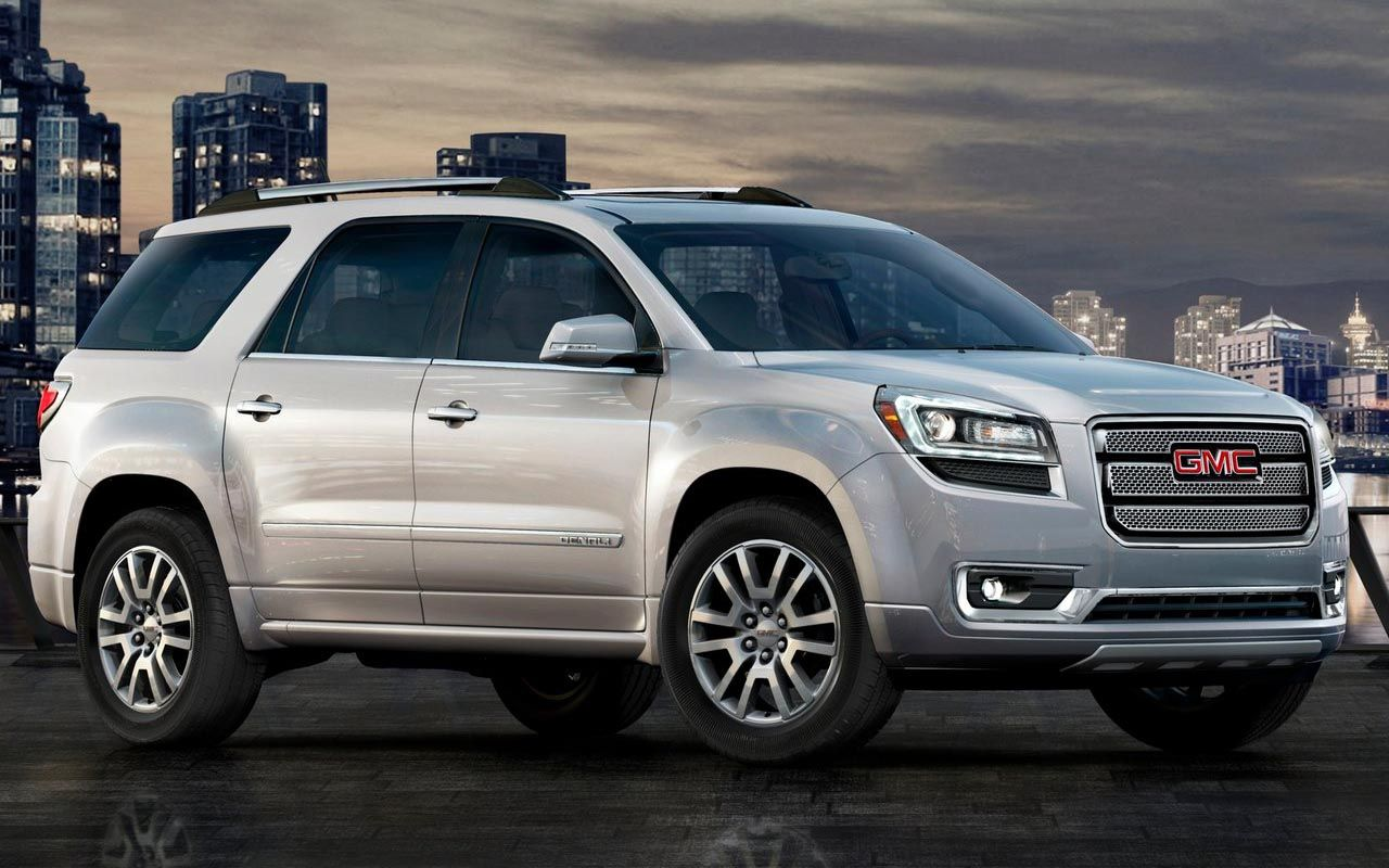 2015 Gmc Acadia Awd 4dr Denali Loved This Since 2007 And It Just