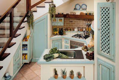 Awesome Soluzioni Cucine Piccoli Spazi Contemporary - Home Ideas ...