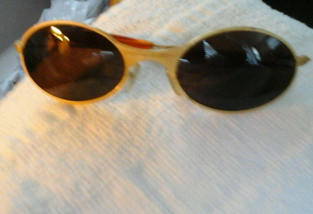 16d1c77035fc Oakley sunglasses Unisex Titanium T wire Vintage 90's #Oakley #Twire ...