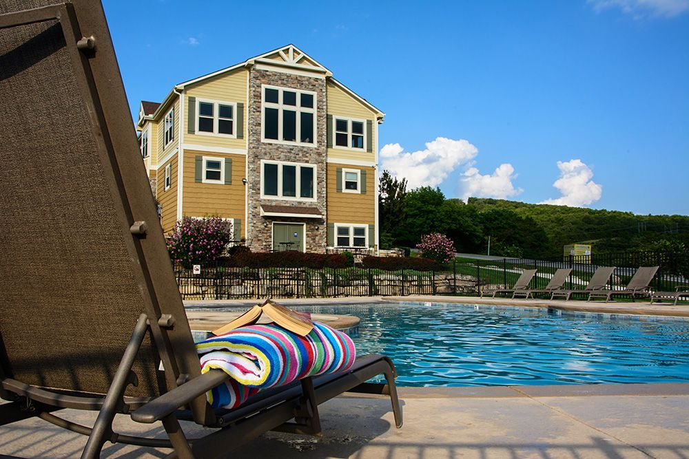 House vacation rental in hollister mo usa from