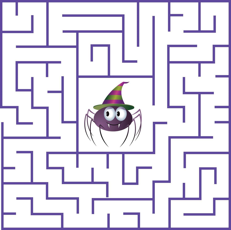 Fun Mazes For Kids