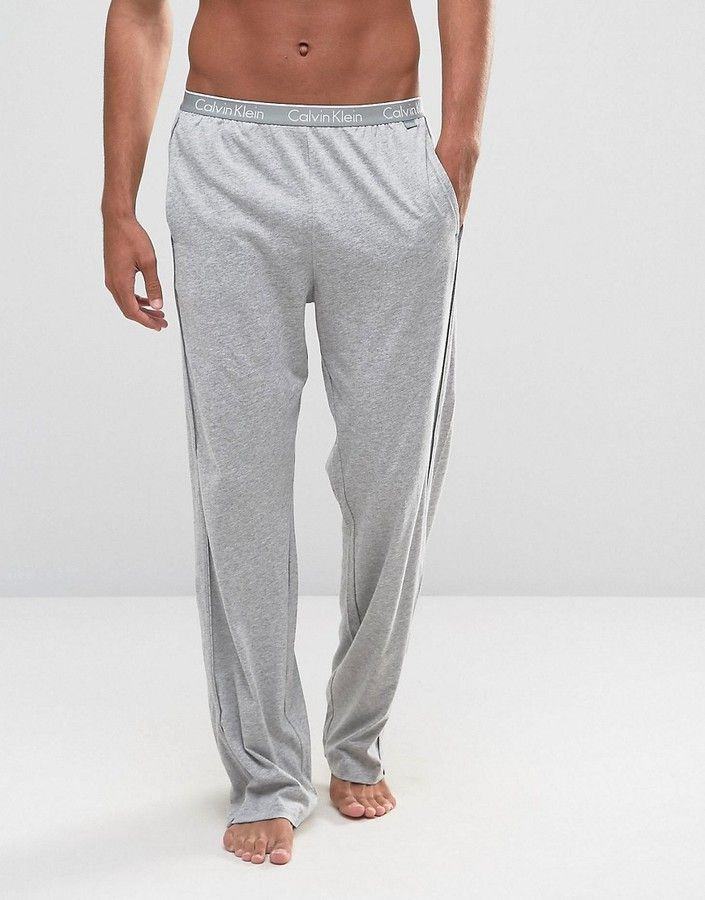 df17fcb51c2c5 Calvin Klein CK One Lounge Pants In Regular Fit | Men's Sleepwear ...