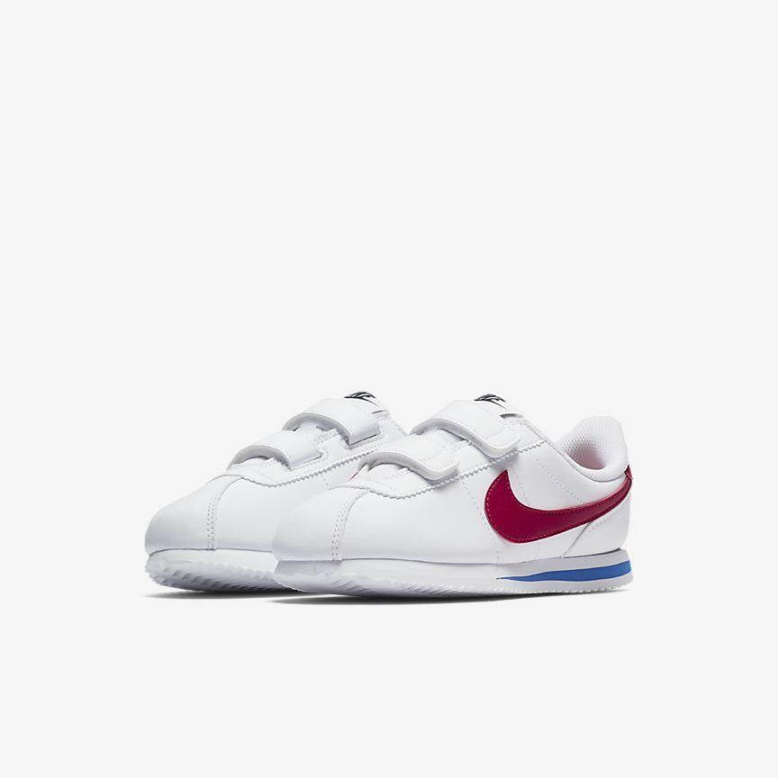 ae548d54f Nike Cortez Basic SL Little Kids  Shoe
