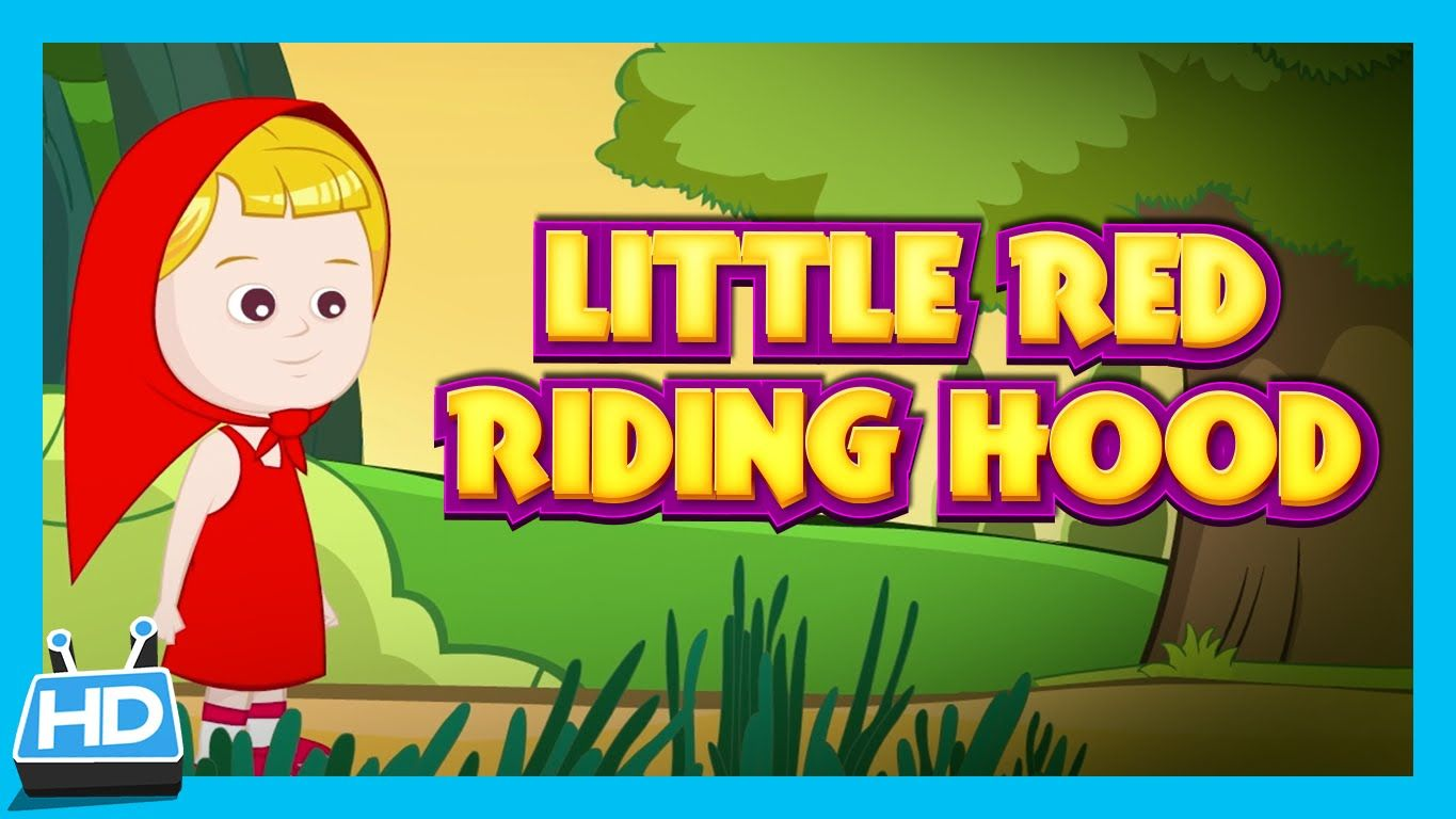 Little Red Riding Hood Story   Fairy tales for kids, Red riding hood story,  Stories for kids