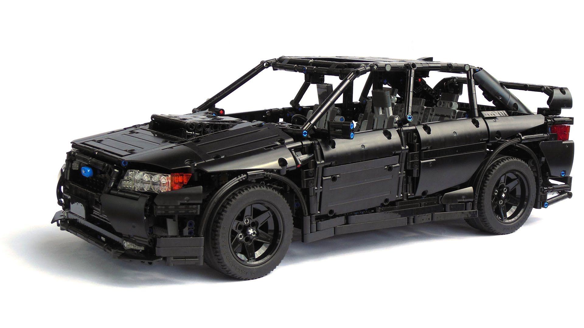Lego Technic Subaru Impreza Wrx Sti Lukas Videos