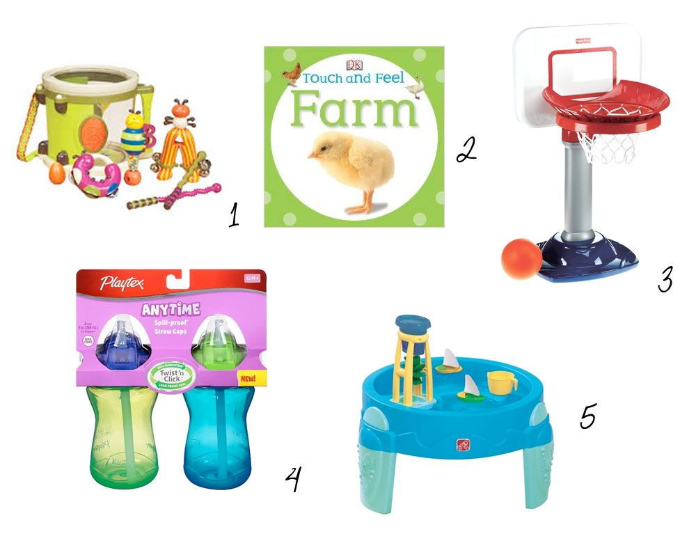 Best toys for a 12 month old | Toys for 1 year old, Cool ...