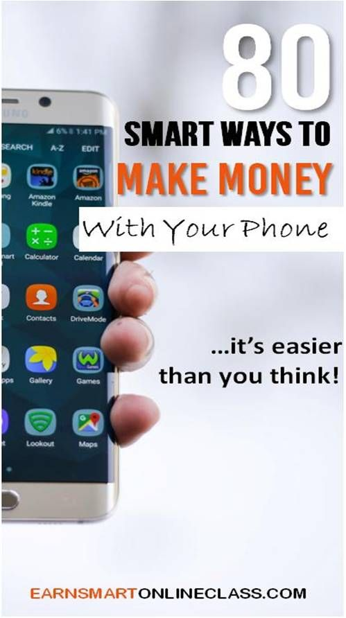 Money-Making Apps 80+ Smartphone Apps that Pay Cash Personal