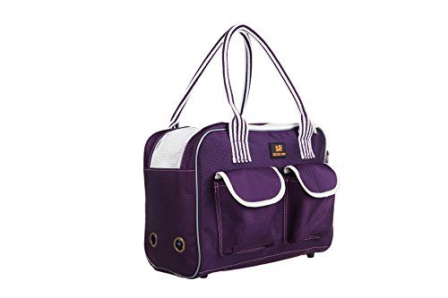 Special Offers - Portable Pet Dog Carrier Bag Handbag Travel Carrying Bag for Dogs and Cats Puppy (purple M) - In stock & Free Shipping. You can save more money! Check It (May 22 2016 at 11:44AM) >> http://doghousesusa.net/portable-pet-dog-carrier-bag-handbag-travel-carrying-bag-for-dogs-and-cats-puppy-purple-m/