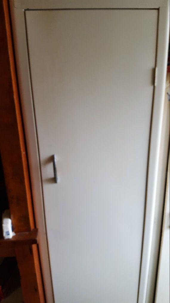 Vintage Metal Kitchen Pantry Cabinet Locker By Gigiscupboard