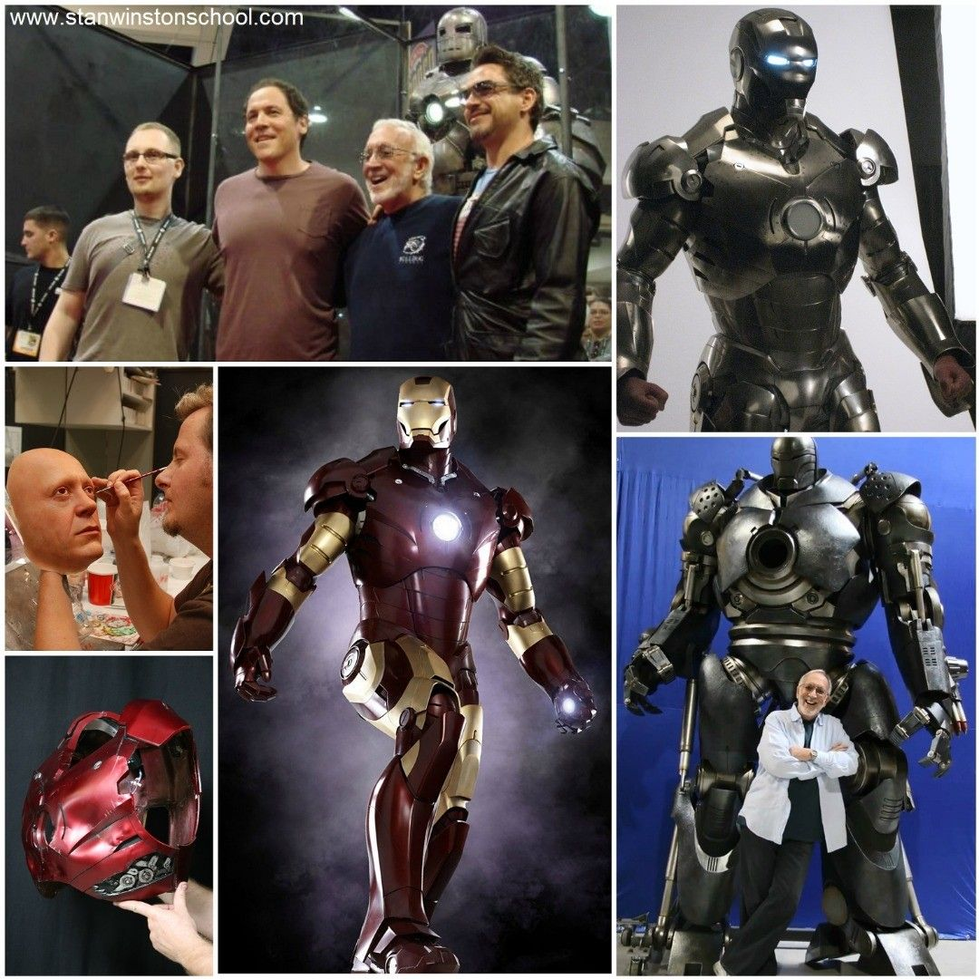 Today is @jonfavreaus Iron Man's 12th Anniversary! . For ...