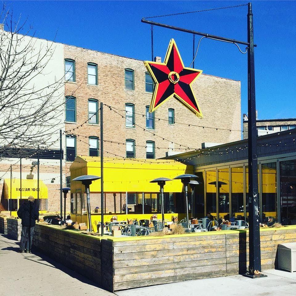 Chicago Neighborhoods · Big Star Chicago Patio Restaurants