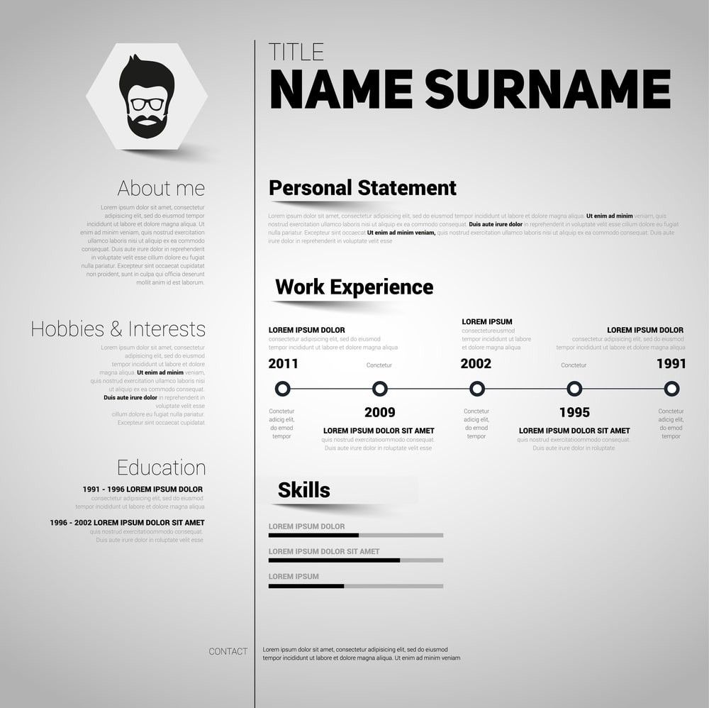 How to Show a Promotion on Your Resume Resume, Positive