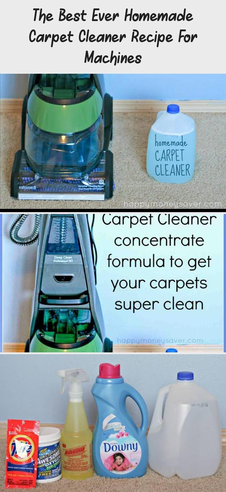 Diy Carpet Cleaner Solution With Dawn Hydrogen Peroxide Homemade Laundry Stain Remover Diy Cleaning Products Carpet Cleaner Solution