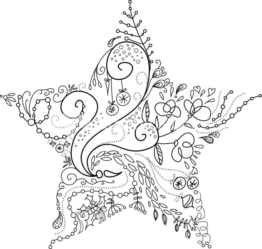 Хохлы, какой можно узор нарисовать на открытке новогодней