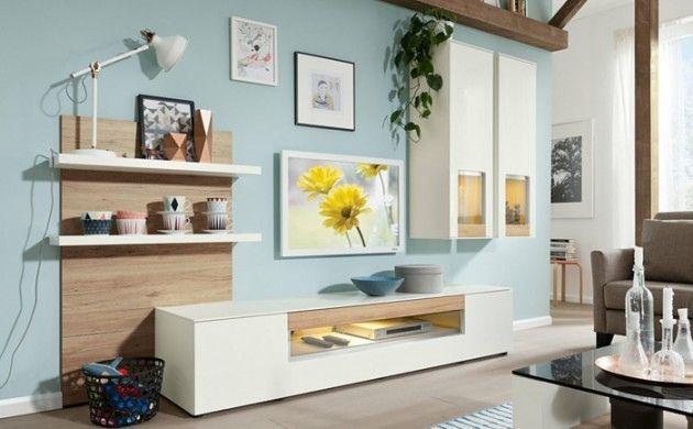 IKEA Wohnwand BESTÅ - ein flexibles Modulsystem mit Stil Pinterest