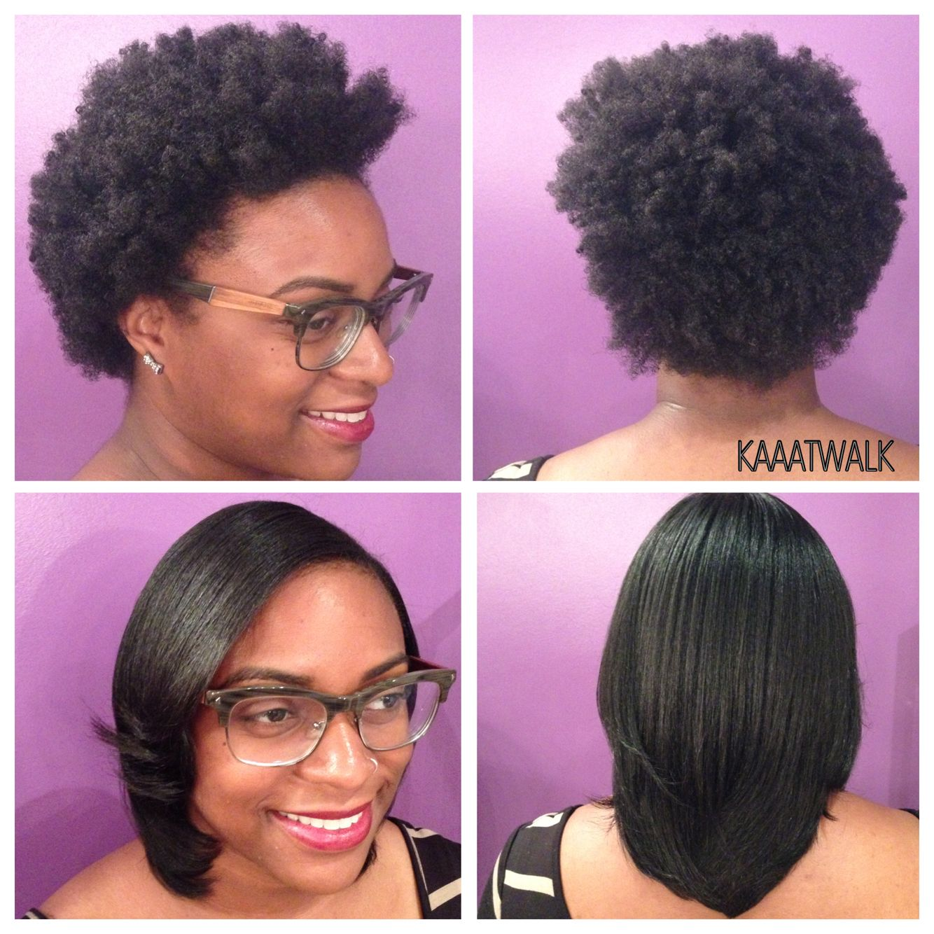 My First Silkpress At 6 Months Natural Beforeandafter Silk Press Natural Hair Pressed Natural Hair Natural Hair Styles Easy