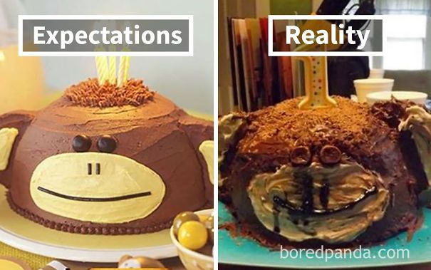 Expectations Vs Reality: 30 Of The Worst Cake Fails Ever ...