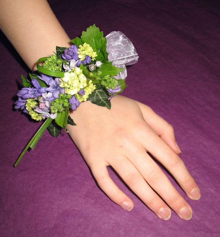 Fresh Flower Bracelet Corsage