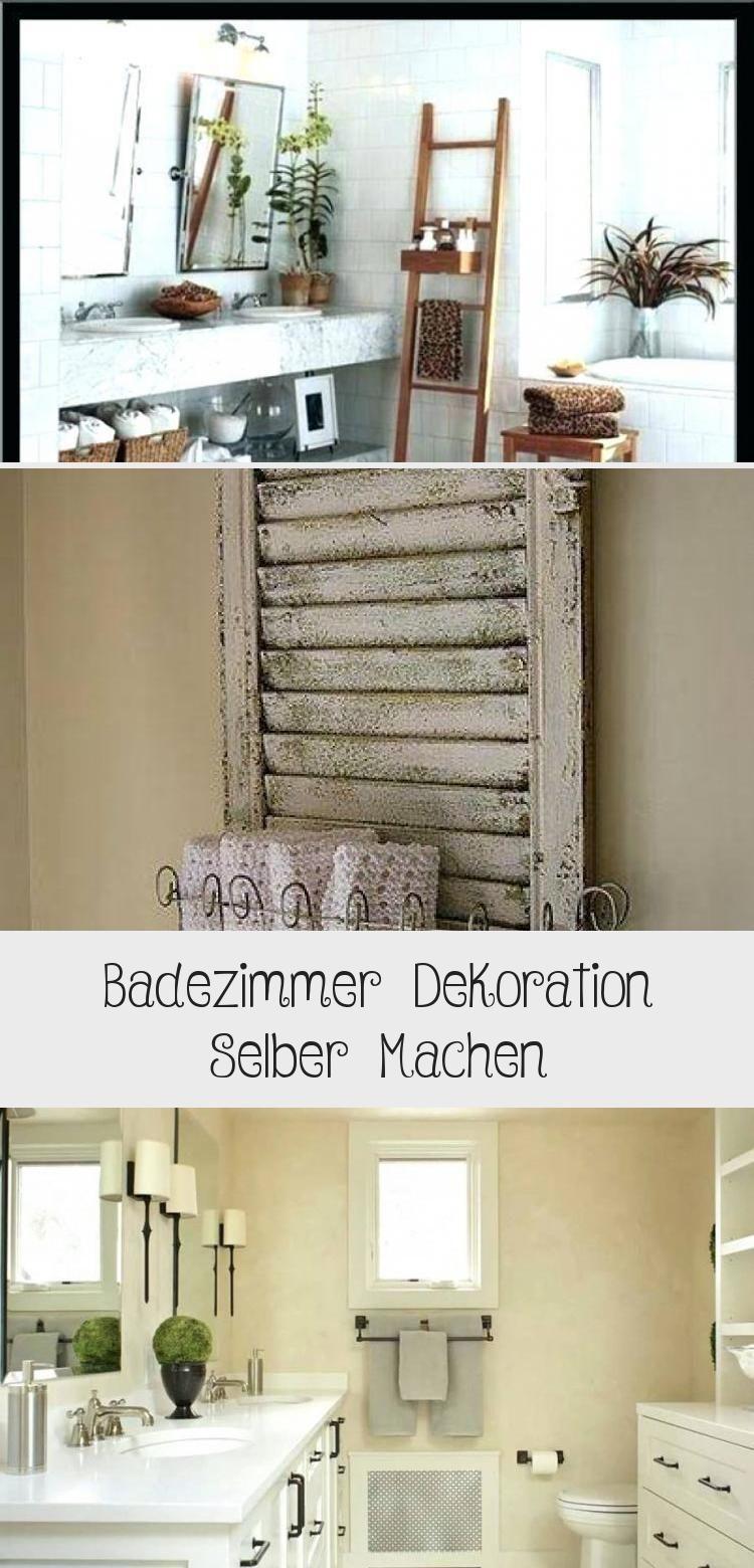 Badezimmer Dekoration Selber Machen Badezimmer Dekor Dekoration
