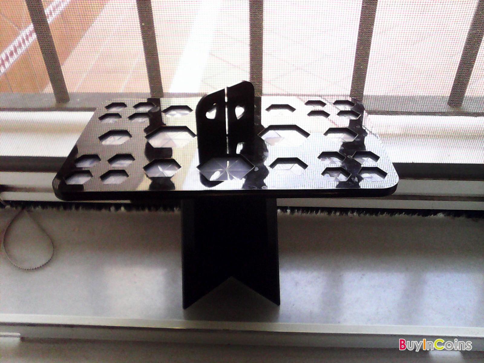 14 Holes 26 Holes 42 Holes Makeup Blush Eyeliner Eyeshadow Foundation Brushes Dryer Holder Tool Organizer -- BuyinCoins.com