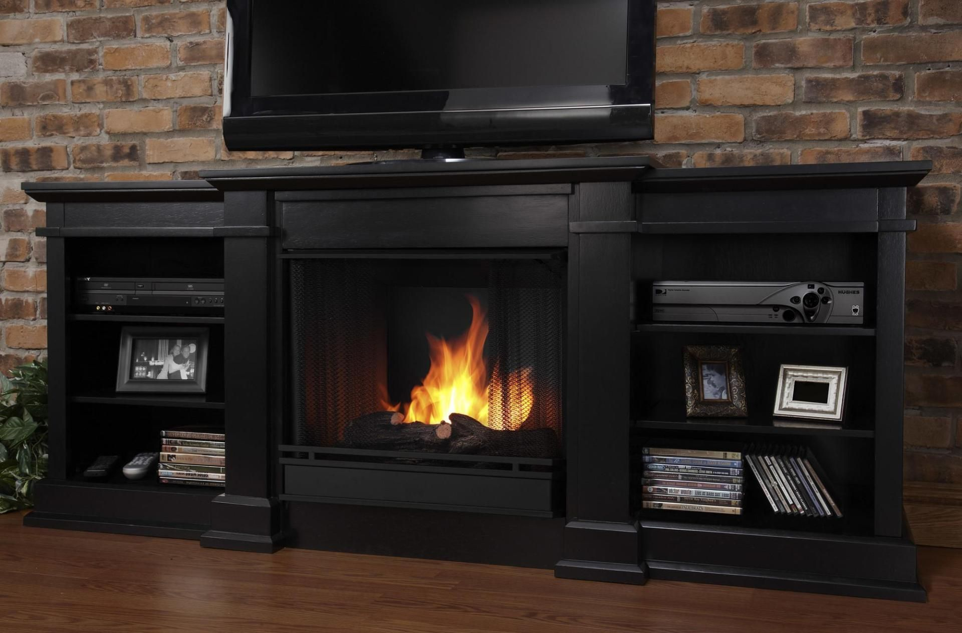heater house tv fireplace electric lowes your fake with warm interior keeping interesting modern way of stand