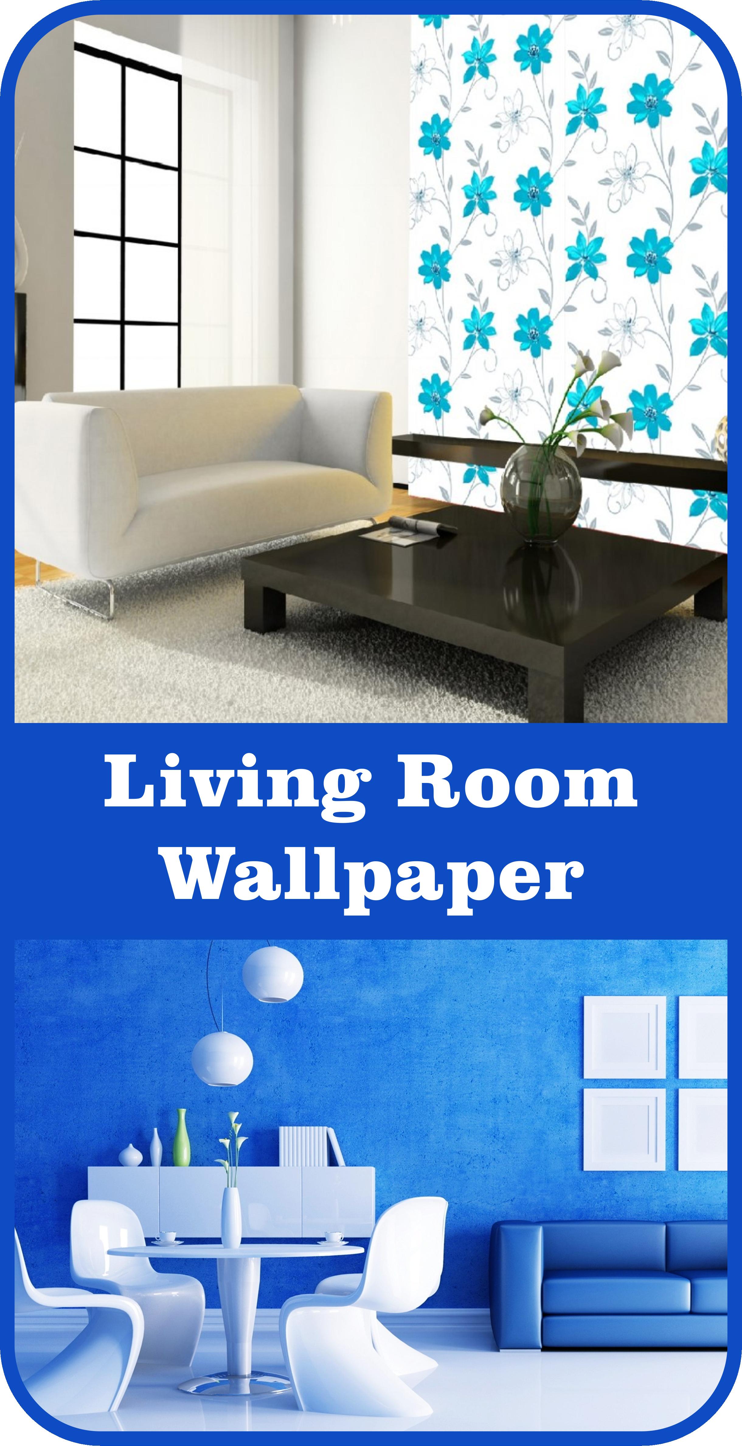 31 fabulous living room wallpaper design for your home living rh pinterest com